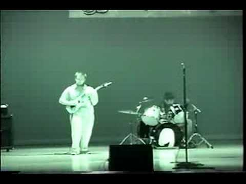 """From. - """"Drifter"""" at RUHS Talent Show 2002"""