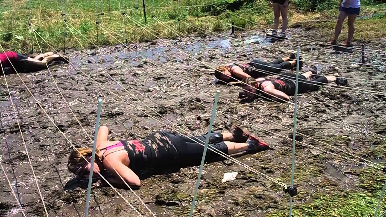 World Famous Mud Run