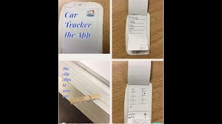 WGVU Kids Invention Contest 2018 - The Car Tracker by Paige Chapel