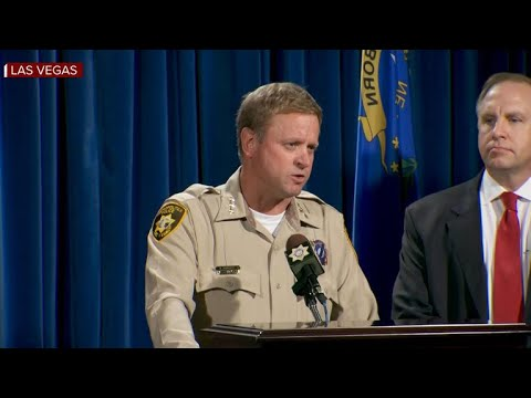 The investigation into the Las Vegas mass shooting is underway