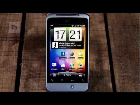 HTC Salsa: Hands-On Review
