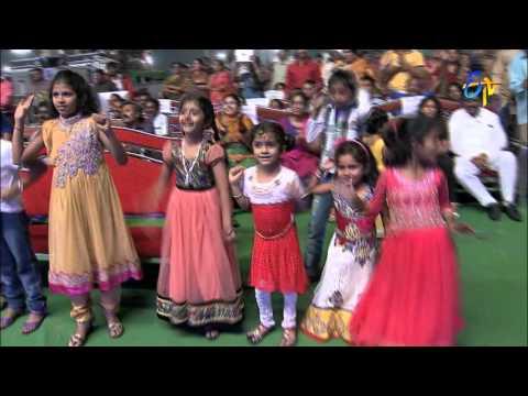 Hemachandra,Ranina Reddy, Performance - Banthi Poola Janaki Song In Ongole ETV @ 20 Celebrations