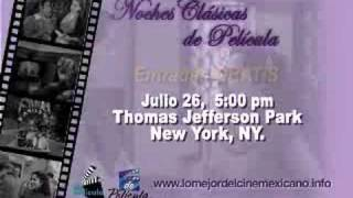 Mexican Cinema Under the Stars - Latino Nueva York