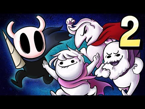 Oney Plays Hollow Knight - Ep 2 - The Impression Session