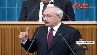 Kemal Kılıçdaroğlu / 5 Şubat 2019 / CHP Grup Toplantısı