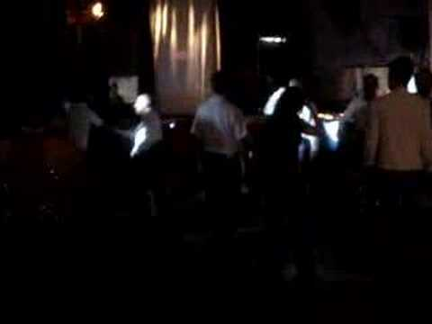 Gay Gordon Line Dance