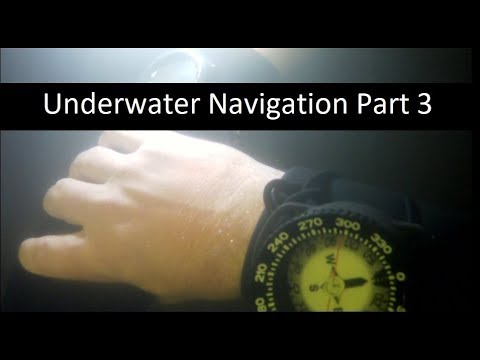 Underwater Navigation Part 3