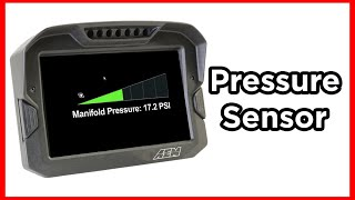 homepage tile video photo for INSTALLING and CALIBRATING a PRESSURE SENSOR in DashDesign