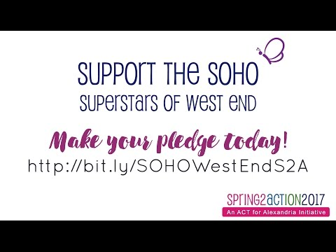 SOHO West End - Spring2Action2017