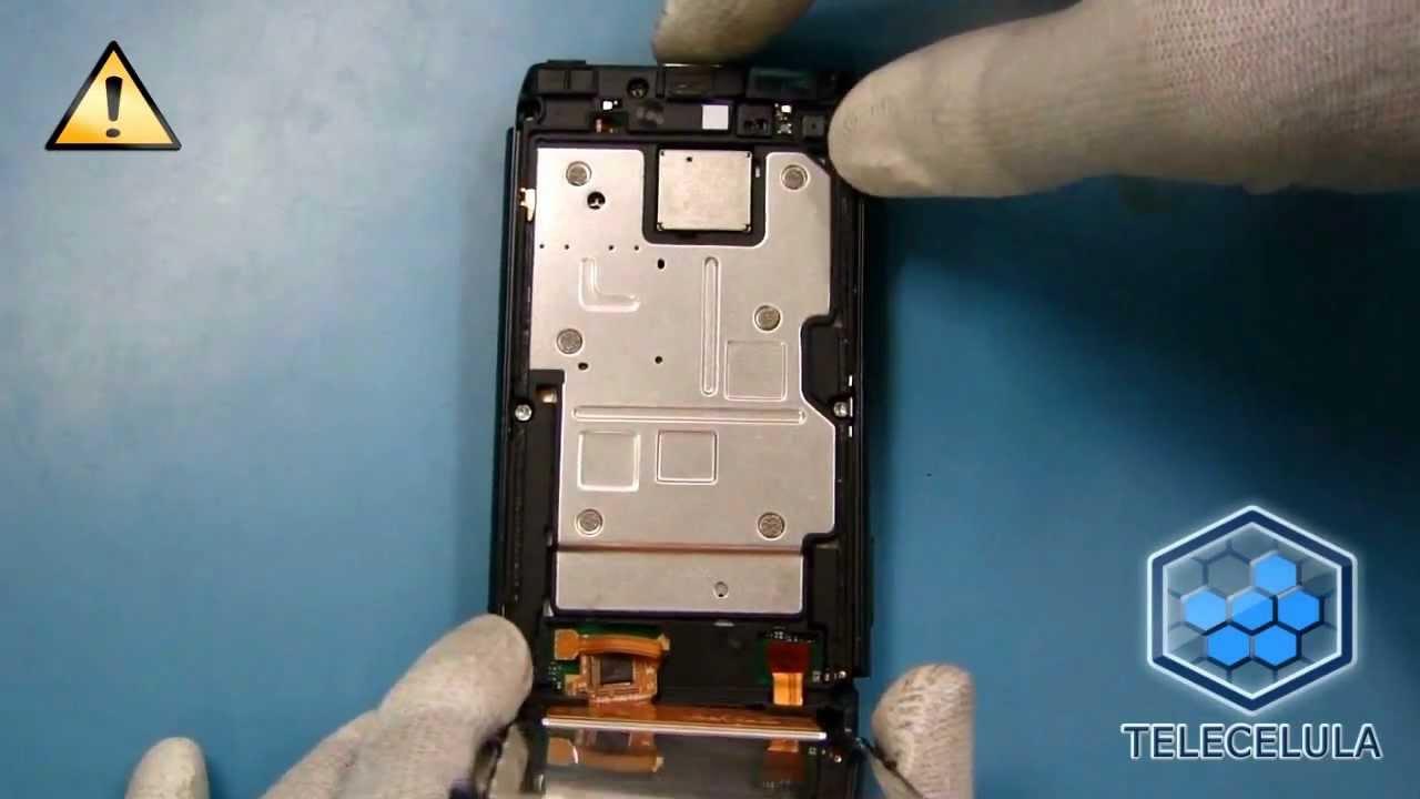 Download Tutorial de Desmontagem Nokia N8 - TELECELULA