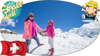 เด็กจิ๋วamatterhorn Switzerland ยุโรป2015 18 N 39 Prim W278
