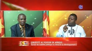 237 LE DÉBAT (LONGÉVITÉ AU POUVOIR EN AFRIQUE)DU MERCREDI 20 NOVEMBRE 2019 - EQUINOXE TV