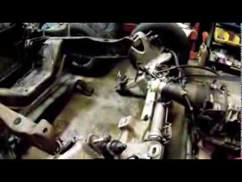 Ford Crown Victoria front suspension to F100 install tutorial  YouTube