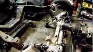 Ford Crown Victoria Front Suspension To  F100 Install Tutorial