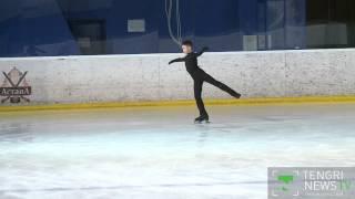 Казахстанскому фигуристу предложили выступать за Беларусь и Болгарию