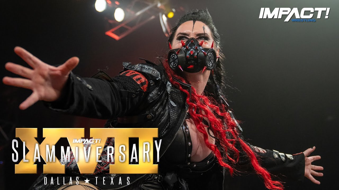 The Knockouts Get EXTREME in Monster's Ball at Slammiversary 2019! |  Slammiversary 2019 Highlights