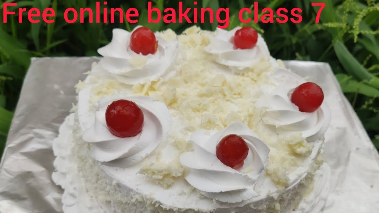 Free Online Cake Making And Decorating Classes  from i.ytimg.com