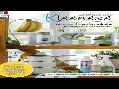 Kleeneze Main Catalogue Spring Summer 2017   House Home Kitchen Garden Health & Beauty and Lots More