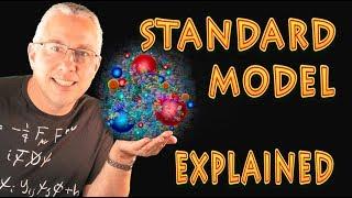 standard model explained