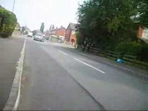A Ride Along Churchfield Road - Scunthorpe