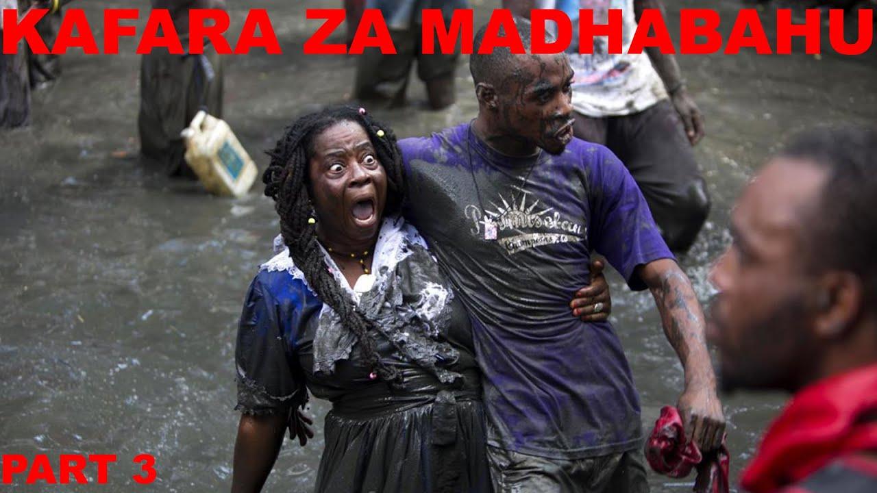 Download VITA KUBWA KATI YA MADHABAHU YA MUNGU NA YA KUZIMU/MATESO KWA MWANADAMU