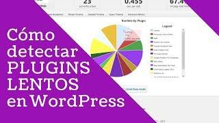 Cómo detectar plugins que hacen lento nuestro sitio de WordPress