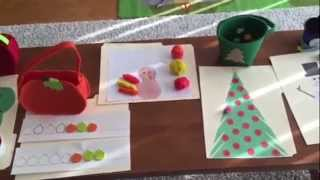 Preschool Seasonal Math Games Thumbnail