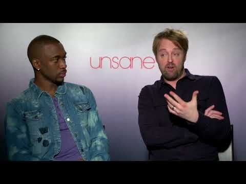Unsane   Jay Pharoah and Joshua Leonard Junket Soundbites   Social.XYZ