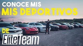 CONOCE MI CLUB DE CARROS DEPORTIVOS ELITE TEAM    ALFREDO VALENZUELA