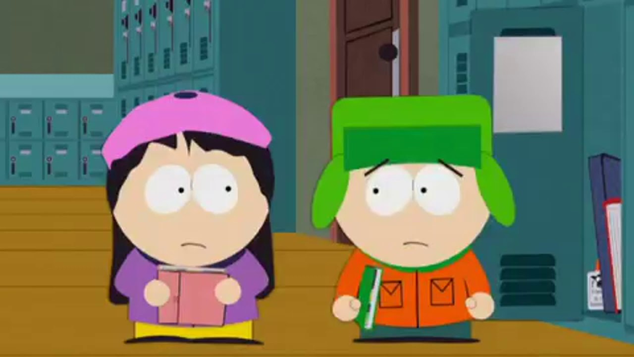 South Park German Stream