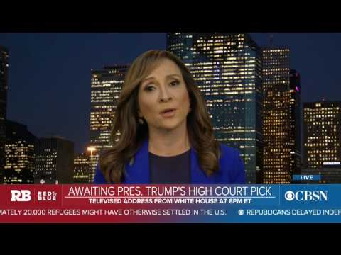 LIVE: Trump's Supreme Court Nomination