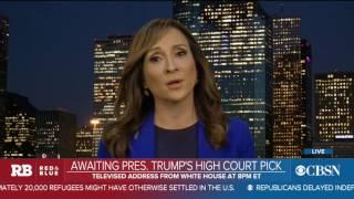 LIVE: Trump's Supreme Court Nomination