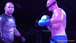 Ragnarok MMA 2: Łukasz Szmajda vs Michał Ostrowski