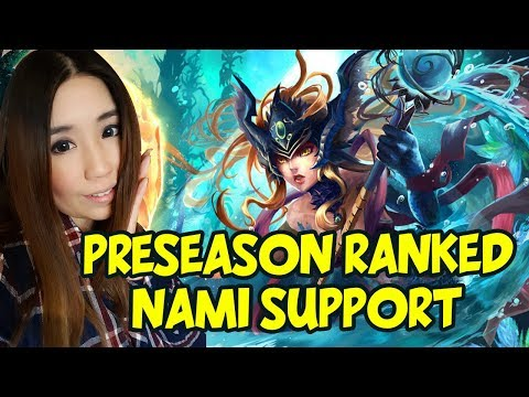 River Spirit Nami Ranked Preseason 8 Gameplay with Aery - Making them Predictions