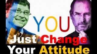 The best video on attitude ...
