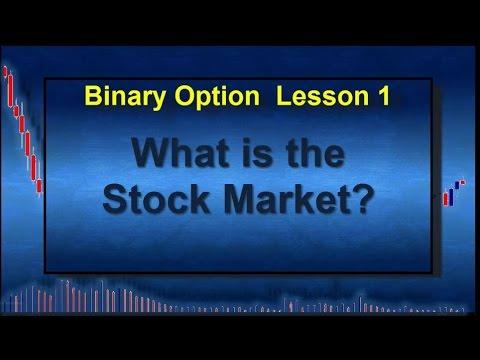 Presentation of the Stock market