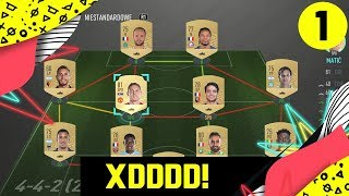 KAPITALNY POCZĄTEK XDD! - FIFA 20 ULTIMATE TEAM PL [#1]