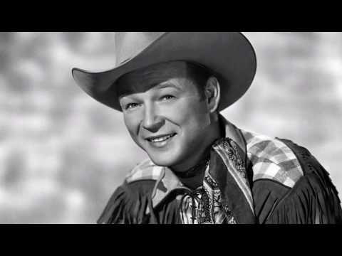 Roy Rogers ~ Elton John   Elton and Bernie Taupins tribute to their childhood heroes