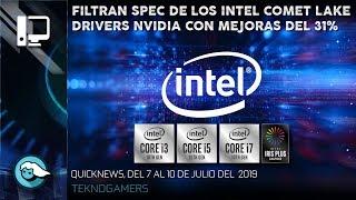 i7-8705G Mini Review: Testing Intel's Golden Quad Core Sample