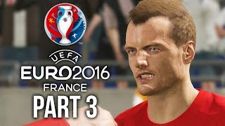 Euro 2016 Gameplay Walkthrough Part 3 - INTO THE KNOCKOUT ROUNDS ? (PES 2016 UEFA EURO 2016)(Euro 2016 Gameplay - PES 2016 Euro 2016 Walkthrough Tournament mode England Career Mode Let's Play Playthrough G2A Giveaway Link ..., 2016-04-30T20:36:56.000Z)