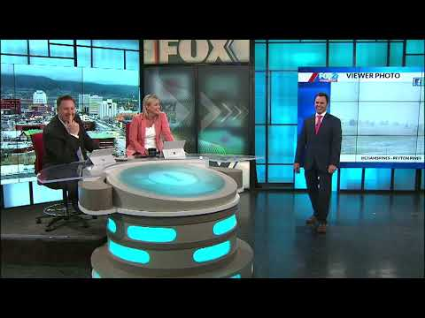 FOX21 News anchors can't stop laughing at macaque story