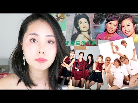 The Evolution of Beauty: KPOP Edition