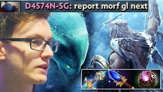 Miracle- [Morphling] VS TopSon [Zeus] - Report Morphling Please Dota 2 7.07c