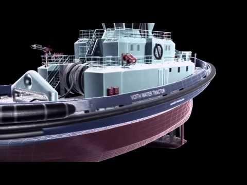 Voith Water Tractor Movie (en)