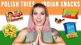 Testuję przekąski z Indii + ciekawostki o Indiach  Aga Testuje #43 | Agnieszka Grzelak Vlog
