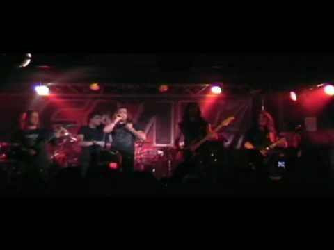 VISION DIVINE + ELVENKING + ELDRITCH __Live@INIT Club Roma 18 Ottobre 2009
