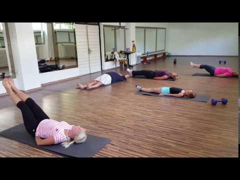 Vježbanje u dvorani
