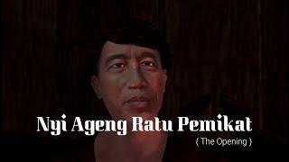 Nyi Ageng Ratu Pemikat - Part 1 - The Opening - Animasi 3D