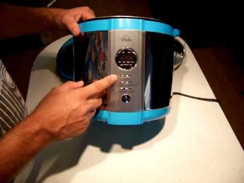 Wolf Gang Puck Electric Pressure Cooker