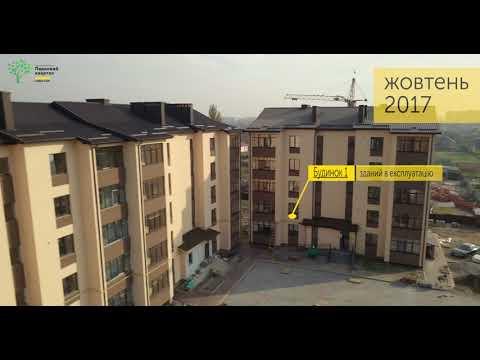 """ЖК """"Парковий квартал"""": хід будівництва, 19 жовтня 2017 року"""